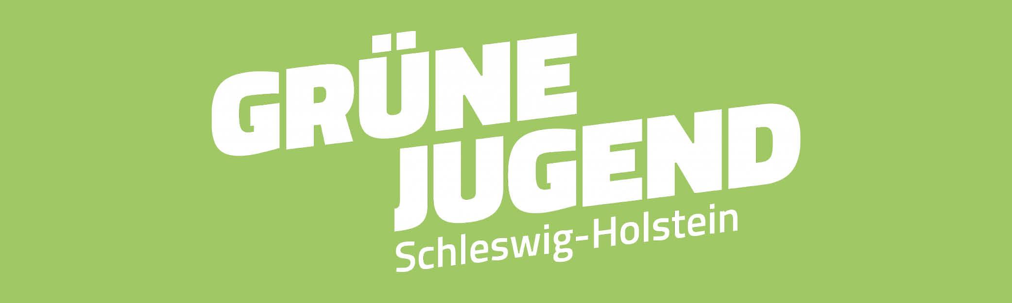 Logo der Grünen Jugend Schleswig-Holstein